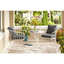 Hampton Bay Woodbury 7 Piece Patio Dining Set - home depot patio furniture hampton bay marceladick com