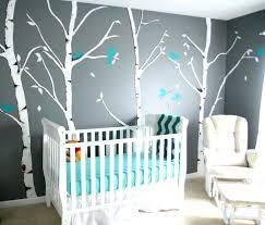 chambre bebe turquoise deco chambre bebe gris peinture mur chambre bebe decoration chambre