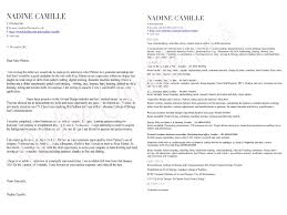 Formats For A Resume How To Mail A Resume And Cover Letter Images Cover Letter Ideas