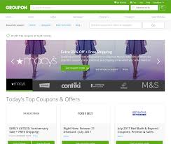 smart shopping with groupon coupons classically contemporary