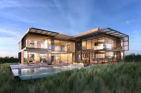 renderings for house in bridgehampton ny cromo3d design