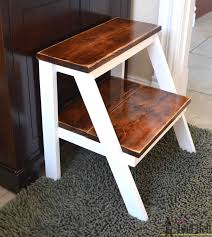 Free Wooden Step Stool Plans by Best 25 Kids Step Stools Ideas On Pinterest Kids Stool Scrap