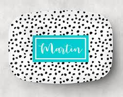 personalized platter personalized platter etsy