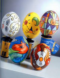 Easter Egg Decorating At Home by Easter Egg Decorating Markers Acrylic Paint