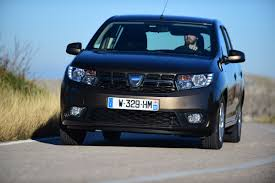 sandero renault price new dacia sandero 2017 facelift review auto express