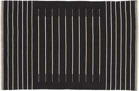 Modern Black Rugs Modern Black And White Rugs Cb2