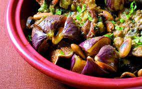 comment cuisiner des figues tajine de boeuf aux figues recette de tajine de boeuf aux figues