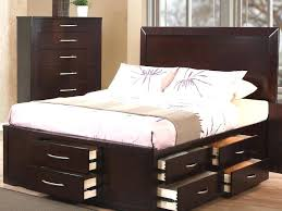 king size bed frame drawers wood king size bed set free king size