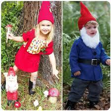 kid costume idea gnomes limefish studio