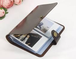 custom photo album custom fujifilm instax album instax photo album for travel