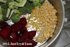 cara membuat salad sayur atau buah resep salad sayuran dengan dressing rendah lemak refresh your body