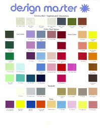 design master color card from 1987 or 2014 royal orchid fabric
