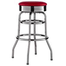 mobilier diner americain tabouret de bar american diner style rétro us style des années 50