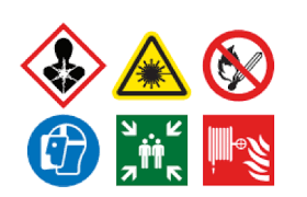 sign marking requirements grainger safety record