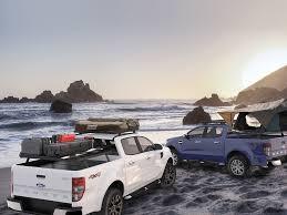 Ford Ranger Truck Accessories - ford ranger slimline ii roof rack kit by front runner