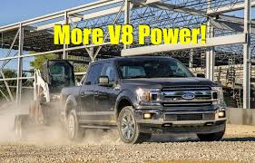 2018 ford f 150 all power specs announced 5 0l coyote v8 gets