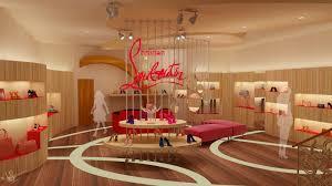 cynthia khouw interior design christian louboutin store