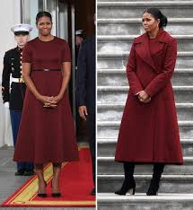 does michelle obama wear hair pieces michelle obama wears jason wu for her final appearance as first lady