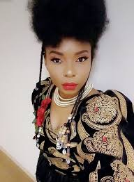 show nigerian celebrity hair styles yemi alade shows off her afro hairstyle in adorable new photos