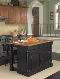 kitchen island set cottage style home styles with chairs plus home