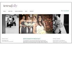 Makeup Artist Websites Teresa Jolly Makeup Website Seo And Branding