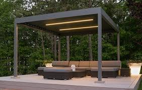 Retractable Pergola Shade by Denver Shade Company Markilux Pergola 110 Retractable Roof Cover