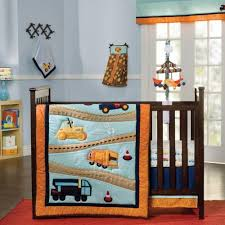 Construction Baby Bedding Sets Zutano Construction Crib Bedding And Decor Baby Bedding And