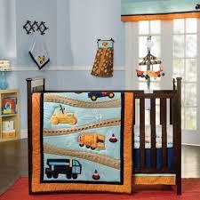 Zutano Crib Bedding Zutano Construction Crib Bedding And Decor Baby Bedding And