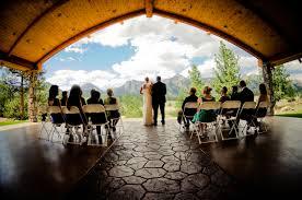 wedding reception venues denver co black inn pavillion estes park wedding reception venue