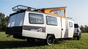 Trailer Garage Taxa Outdoors Debuts The Mantis A Lightweight Camper That Can