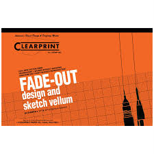 clearprint vellum 1000hp iso 11 x 17 50 sheet pad 1000 5416