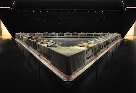 judy chicago dinner table the making of judy chicago s feminist masterpiece the dinner party