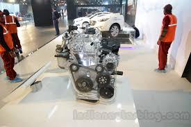 mitsubishi gdi engine hyundai 1 4l t gdi kappa engine belts at the auto expo 2016