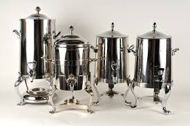 coffee urn rental coffee urn ss 100 cup professional party rentals