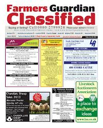 farmers guardian classified digital edition june 28th by briefing