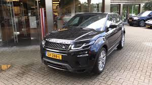 land rover evoque 2016 land rover range rover evoque 2016 in depth review interior