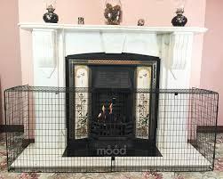 childproof fireplace screen part 24 crannog high quality nursery guard extendable fire screen