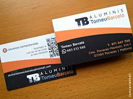 tarjeta de visita diseo precio diseño de logotipo y tarjeta visita para aluminios