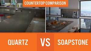 soapstone countertop quartz vs soapstone countertop comparison