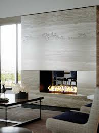 20 ways to modern wall fireplaces