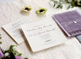 Lavender Wedding Invitations Spring Wedding Invitations Jpg