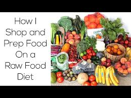 how to prepare a raw food diet with pictures wikihow