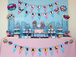 marvel baby shower owlie powlie
