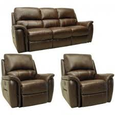 Brown Leather Reclining Sofa by Brown Leather Loveseat Recliner Foter