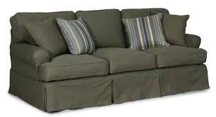 Sleeper Sofa Slip Cover Beachcrest Home Coral Gables T Cushion Sofa Slipcover Reviews