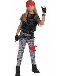 Halloween Costumes Girls Size 10 12 80s Rock Star Boys Costume 80 U0027s Costume Party 80s
