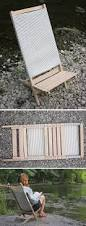 diy wooden camp beach chair beach chairs beach and woodworking