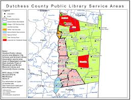 Map New York State by Dutchess County Find Your Public Library In New York State