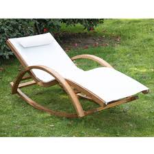 Wooden Armchair Designs Home Design Cool Wooden Garden Lounger Chairs Outsunny Rocking