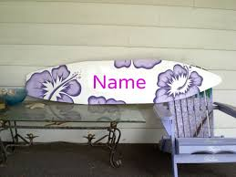 surfboard wall art home decorations home painting
